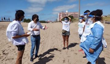 Imagen de Coronavirus: instalan postas para hacer test rápidos en Villa Gesell y Mar del Plata