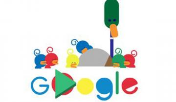 Imagen de Google rindió homenaje a todos los padres en su día