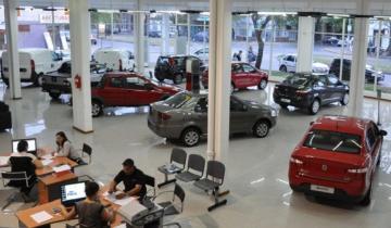 Imagen de Gran caída del sector automotriz: en 2018 cayó un 11% la venta de 0km