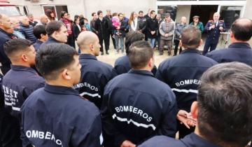 Imagen de Los bomberos de Las Toninas estrenaron casa