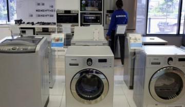 Imagen de El Banco Nación extendió los créditos para comprar electrodomésticos