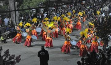 Imagen de A pura diversión transcurrió otra edición de los carnavales tordillenses