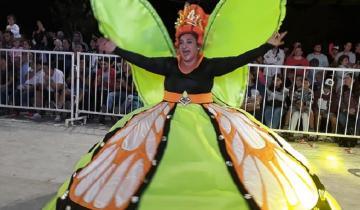 Imagen de Kuyén, el nombre de la victoria en el Carnaval del Sol