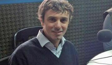 "Imagen de Leandro Alonso, lanzado: ""Estoy en carrera, voy a ser candidato a intendente"""