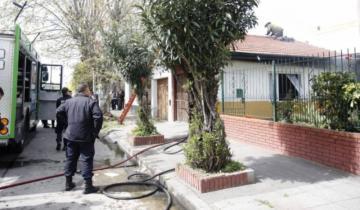 Imagen de Mar del Plata: una mujer murió a raíz de un incendio
