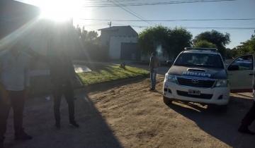 Imagen de Dolores: un detenido por intentar  robar en un domicilio y herir a su propietario
