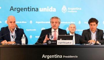 Imagen de Hay acuerdo para endurecer: el Gobierno postergó para mañana el anuncio de la continuidad de la cuarentena