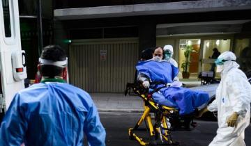 Imagen de Coronavirus en Argentina: más de 10.000 nuevos casos diarios acercan a 500.000 la cifra total de contagios