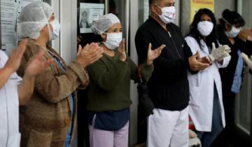 Imagen de Paritarias: tras acordar con los docentes, Provincia convocó a los profesionales de la salud