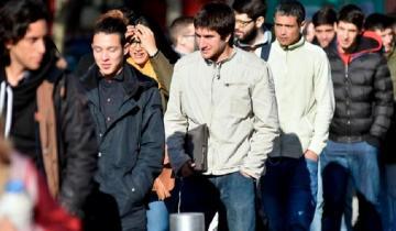Imagen de Subió el desempleo al 9,6%: ya hay 1.850.000 desocupados