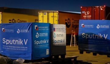 Imagen de Durante este fin de semana se distribuyen 1 millón de dosis de componente 1 y 2 de Sputnik