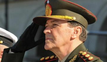 Imagen de Absolvieron al ex Jefe del Ejército César Milani por delitos de lesa humanidad