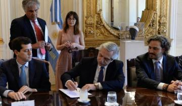 Imagen de Ya rige la Ley de Emergencia Económica: fue publicada en el Boletín Oficial