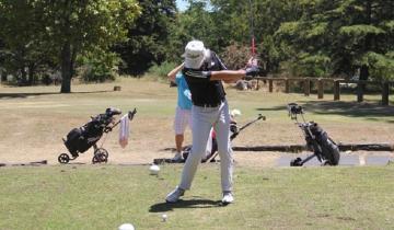 Imagen de El golf internacional desembarca este sábado en La Costa