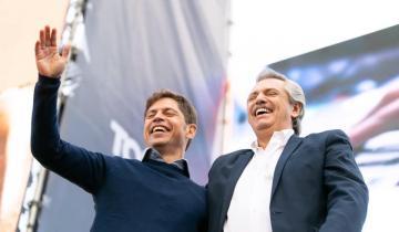 Imagen de Elecciones 2019: dos amplios triunfos para que Kicillof sea gobernador y Fernández, presidente