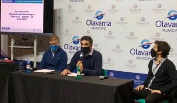 Imagen de Coronavirus: confirmaron diez contagios más en Olavarría, donde ya son 44 los casos activos