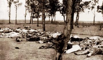 Imagen de La especial conmemoración en Argentina por los 105 años del genocidio del pueblo armenio