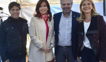 Imagen de Ya es oficial: Kicillof y Magario son la fórmula de los Fernández para la provincia de Buenos Aires