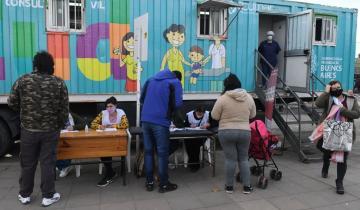 Imagen de Provincia: nueva jornada de vacunación con postas itinerantes y vacuna libre