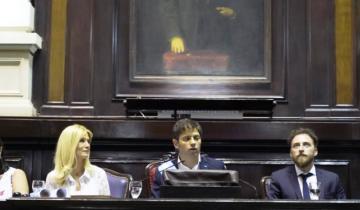 Imagen de De qué hablará Axel Kicillof hoy ante la Asamblea Legislativa