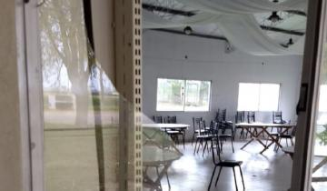 Imagen de No los detiene la cuarentena: robaron en el buffet del Autódromo de Dolores