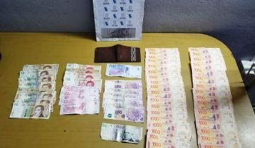 Imagen de Castelli: le robaron 100 mil pesos al vecino y se compraron una moto