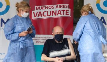 Imagen de Provincia de Buenos Aires supera este fin de semana los 5 millones de personas vacunadas