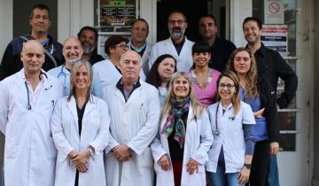 Imagen de La Plata: por primera vez realizan un trasplante en un hospital público