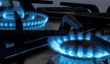 Imagen de El gas será en junio 90% más caro que en el invierno del año pasado