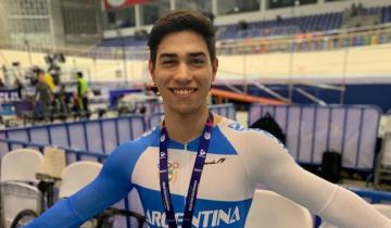 Imagen de Quién es el ciclista costero que hace historia y ahora se consagró subcampeón panamericano