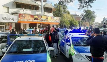"""Imagen de Policía bonaerense: el gobierno de la Provincia anunció que le otorgará un """"importante"""" aumento salarial"""