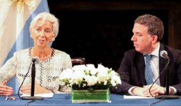 Imagen de El acuerdo con el FMI se amplía en 7.100 millones de dólares