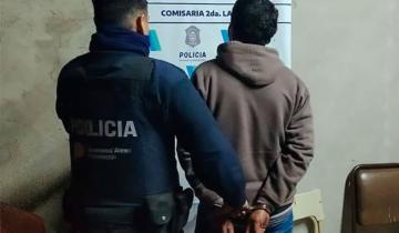 Imagen de Se negó a declarar el detenido por prender fuego a un sintecho