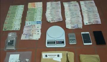 Imagen de Cayó una banda narco que operaba en Miramar