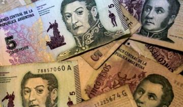 Imagen de Llega la hora para los billetes de 5 pesos: últimos días para usarlos