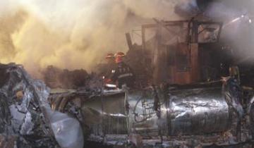 Imagen de Hoy se cumplen veinte años de la tragedia de LAPA