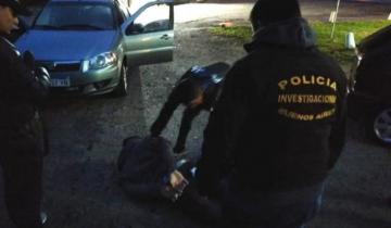 Imagen de Cerraban trato por cocaína en una estación de Balcarce y fueron detenidos