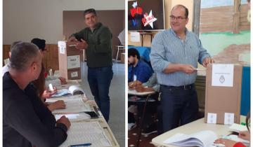 Imagen de Ya votaron los candidatos a Intendente de Tordillo