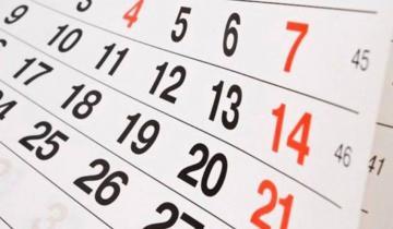 Imagen de Tras los cuatro días de Semana Santa, cuándo es el próximo feriado
