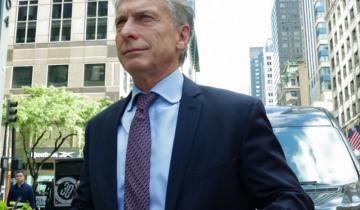 Imagen de Reunión Macri-FMI: en el Gobierno ven difícil la llegada del desembolso