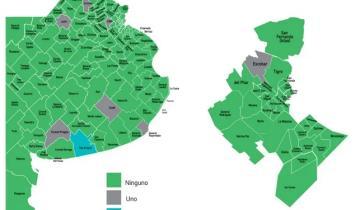 Imagen de En 127 municipios no hubo fallecidos por Covid-19: Mar del Plata y Tandil, entre los que registraron decesos
