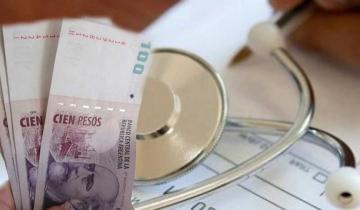 Imagen de El Gobierno autorizó a las prepagas a aumentar las cuotas un 5% en febrero