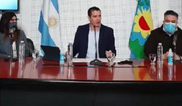 Imagen de Coronavirus: Cardozo confirmó que en La Costa por una semana no se permitirán las reuniones sociales ni el movimiento entre localidades