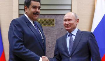 Imagen de El gobierno argentino, en medio de la pelea de China y Rusia con Trump por Venezuela