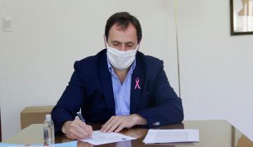 Imagen de Coronavirus: acusan al intendente de Maipú por no cumplir con el aislamiento obligatorio al regresar al país