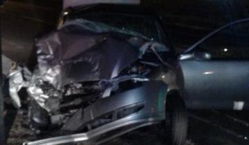 Imagen de Impactante accidente en la Ruta 3: una persona fallecida