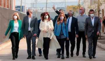 Imagen de El mensaje de Cristina Kirchner para Alberto Fernández