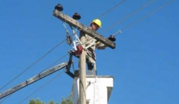 Imagen de Chascomús: programan corte de luz para realizar mejoras en la red
