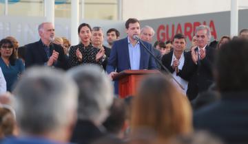 Imagen de Se inauguró el Hospital Municipal de La Costa, una obra modelo para la región y   la Provincia