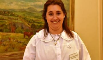 """Imagen de Una docente rural de Maipú fue premiada como """"Maestra Ilustre"""""""